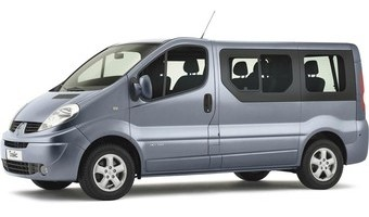 Rent a car Renault Trafic in Kiev