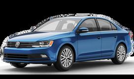 Rent a car Volkswagen Jetta VI in Kiev