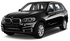 Rent a car BMW X5 2017 in Kiev