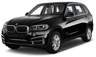 Rent BMW X5 2017 in Kiev