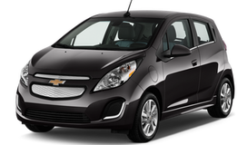 Rent a car Chevrolet Spark in Kiev