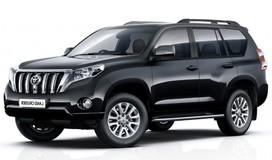 Прокат Toyota LC Prado 150
