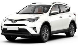 Прокат Toyota Rav 4 IV в Киеве
