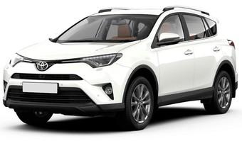Rent Toyota Rav 4 IV in Kiev