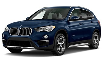 Rent BMW X1 in Kiev