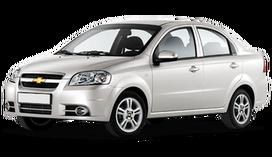 Прокат Chevrolet Aveo в Одессе