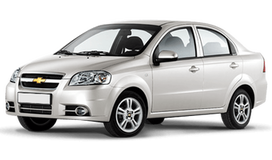 Прокат Chevrolet Aveo в Виннице