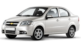 Rent Chevrolet Aveo in Kiev