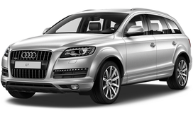 Rent a car Audi Q7 in Kiev