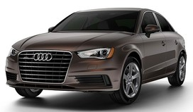 Rent a car Audi A3 NEW! in Dnipro