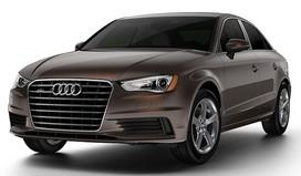 Прокат Audi A3 NEW! в Харькове