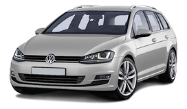 Rent VW Golf Variant