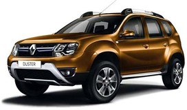 Rent a car Renault Duster in Kiev