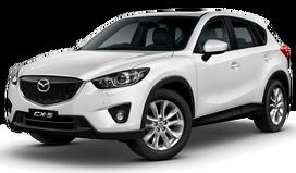 Прокат Mazda CX5 в Киеве