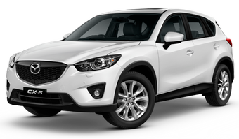 Rent Mazda CX5 in Kiev