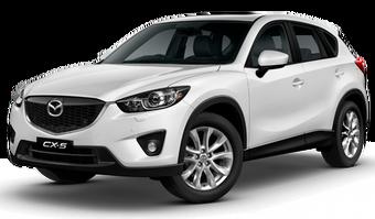 Прокат Mazda CX5 (Мазда ЦИКС 3) в Киеве