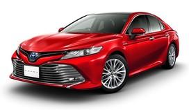 Прокат Toyota Camry (VX70)