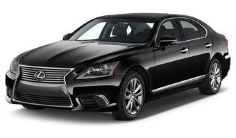 Rent Lexus LS460 in Kiev