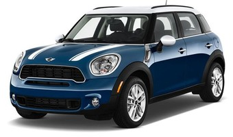 Прокат MINI Cooper S Countryman (Мини Купер Кантримен) в Киеве