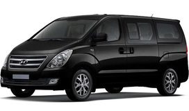 Rent a car Hyundai H1 in Kiev
