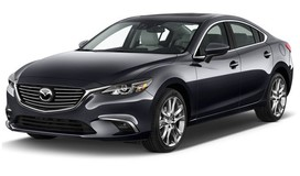Прокат Mazda 6 2018 NEW! в Харькове