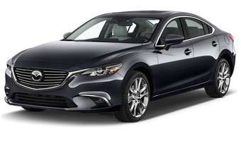 Прокат Mazda 6 NEW! (Мазда 6 Нью 2018) в Киеве