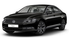 Rent a car Volkswagen Passat B8 in Kharkiv