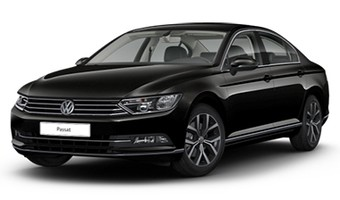 Rent Volkswagen Passat B8 in Kiev