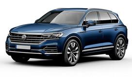 Прокат VW Touareg NEW в Одессе