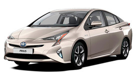 Rent a car Toyota Prius Hybrid in Kiev