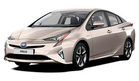 Rent Toyota Prius Hybrid