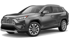 Rent a car Toyota RAV4 2019 in Kiev