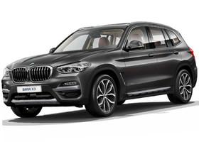 Rent BMW X3 2019 in Kiev