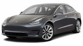 Rent a car Tesla Model 3 in Kiev