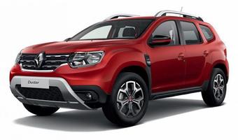 Прокат Renault Duster NEW (Рено Дастер обновленный) в Киеве