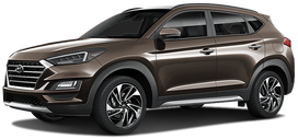 Rent a car Hyundai Tucson 2019 in Kiev