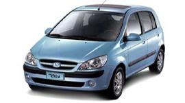 Прокат машин Hyundai Getz Харьков