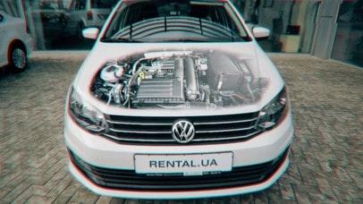 Новые VW Polo Sedan уже доступны в прокате!